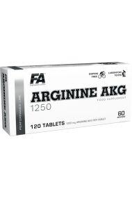 Fitness Authority Arginine AKG 1250