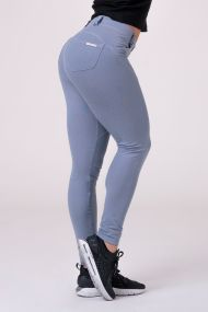 Nebbia Bubble Butt Leggings Dreamy Edition 537 - Hellblau