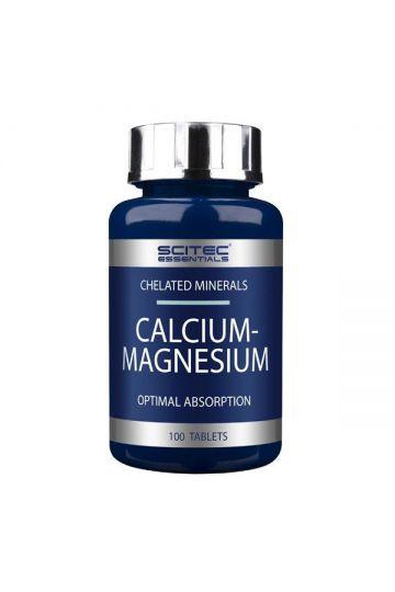 Scitec Nutrition Calcium Magnesium 100 Tabletten