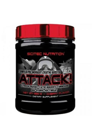 Scitec Nutrition ATTACK 2.0 320 g