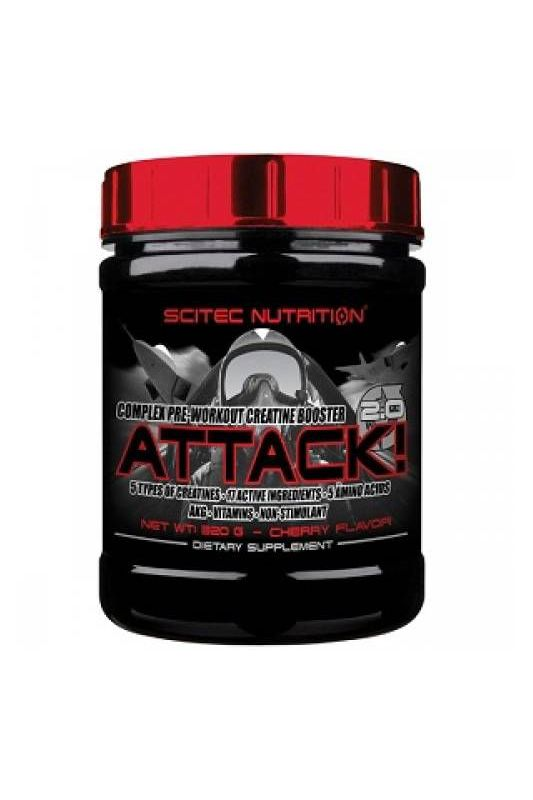 Scitec Nutrition Attack 2.0