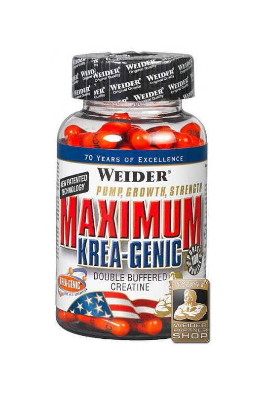 Weider Maximum Krea-Genic