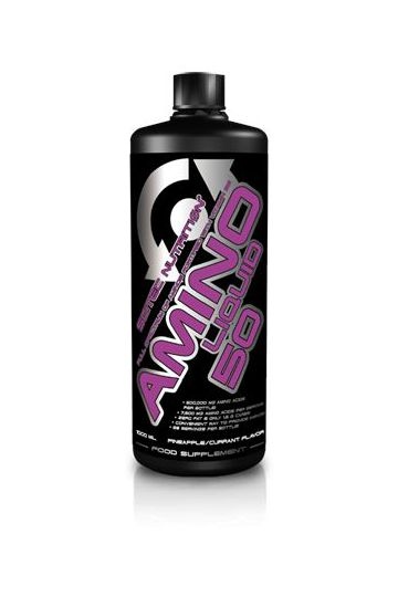 Scitec Nutrition Amino Liquid 50