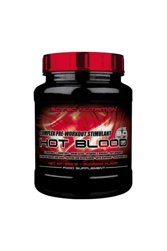 Hot blood 820g