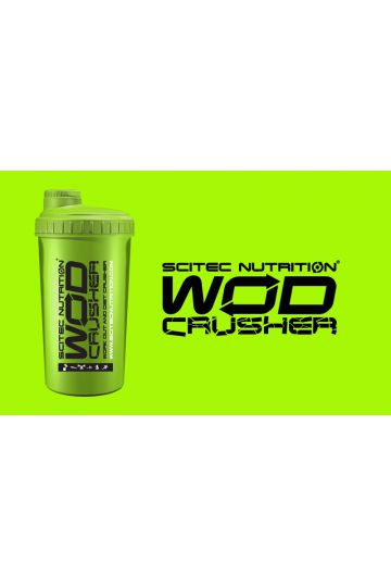 Scitec Nutrition WOD Crusher Shaker 700 ml
