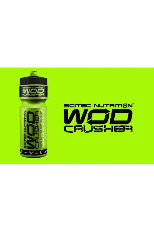 Scitec Nutrition Športová fľaša WOD Crusher