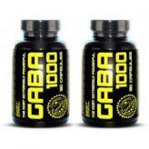 Best Nutrition 1+1 Zadarmo: GABA 1000