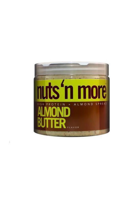 Nuts`N more Mandľové maslo s proteínom
