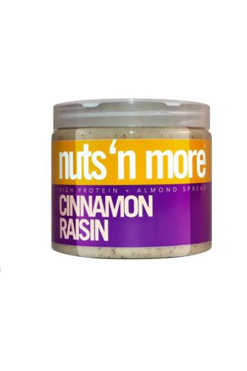 Nuts 'N More Cinnamon Raisin Almond Butter