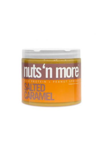 Nuts 'N Salted Caramel Peanut Butter