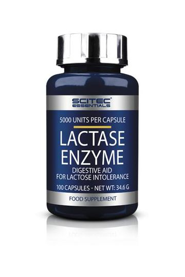 Scitec Nutrition Essentials Lactase Enzyme