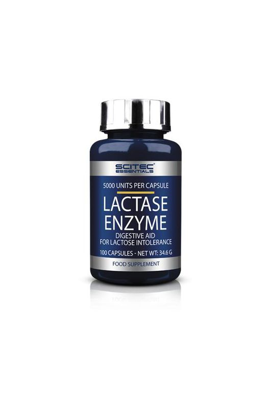 Scitec Essentials Lactase Enzyme