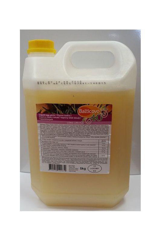 Balticovo Tekuté vaječné bielka 5000 g
