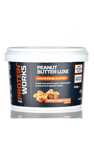 The Protein Works Peanut Butter Luxe