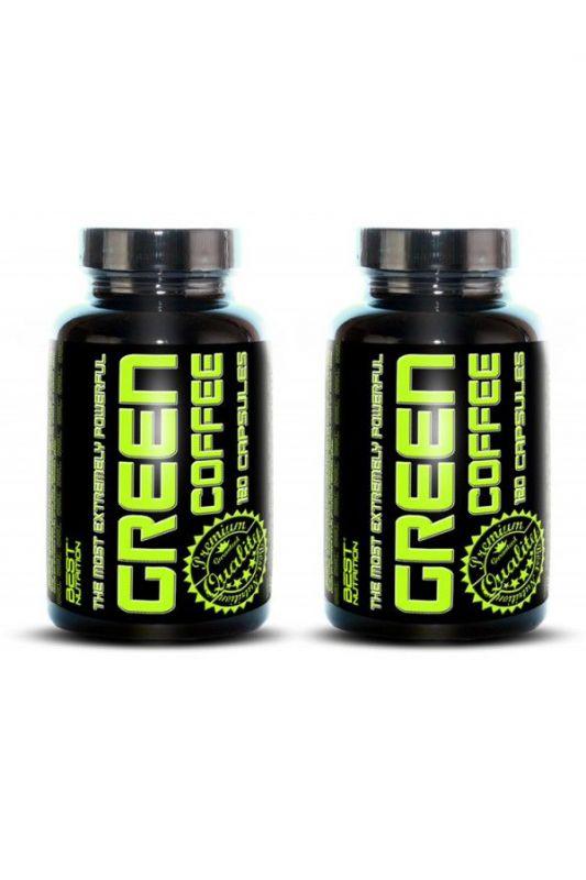 BEST NUTRITION GREEN COFFEE 1+1