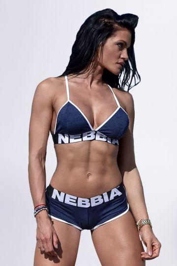 NEBBIA Fitness BH 267 - Blau