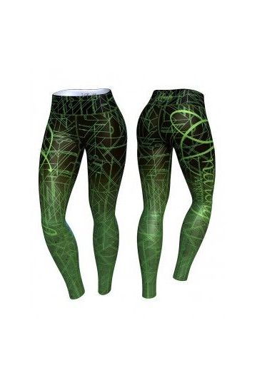 Anarchy Apparel Circuitry Legíny