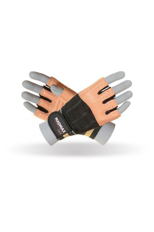madmax classic handschuhe nat rliches braun. Black Bedroom Furniture Sets. Home Design Ideas