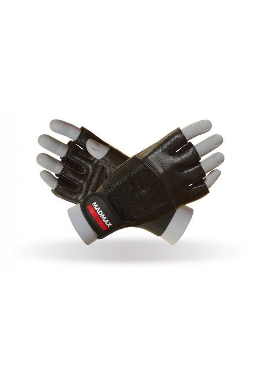 MadMax Clasic exclusive black Handschuh