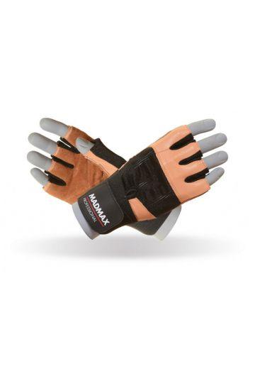 MadMax Professional Handschuhe -Natürlich Braun