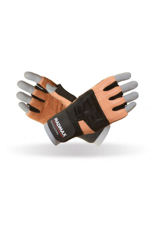 MadMax Professional Natural Brown Handschuhe