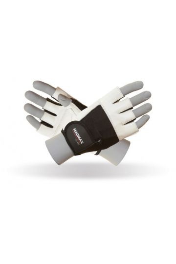 MadMax Fitness Hadschuhe - Weiß