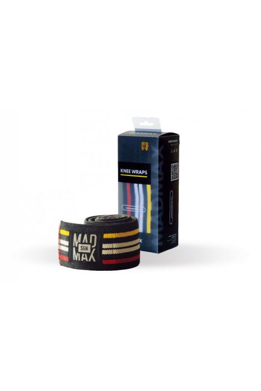 MadMax Knee Wraps