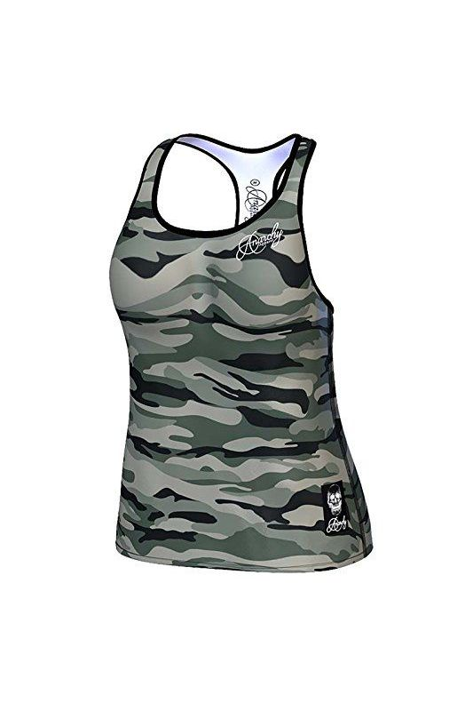 Anarchy Apparel Commando Tank Top