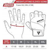 RDX Prius Weight Lifting Rukavice