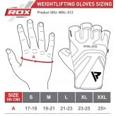 RDX Gym Weight Lifting Rukavice