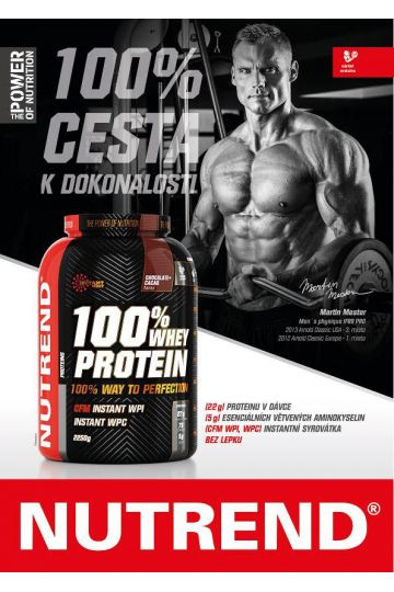 Nutrend Whey core 100