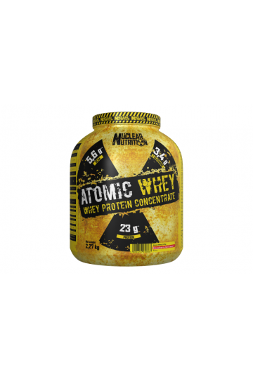 Nuclear Nutrition Atomic Whey