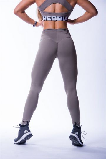 NEBBIA High Waist Scrunch Butt Damen Leggings 604