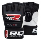 RDX T1 Leather MMA Gloves