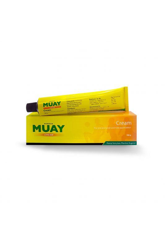 Muay Thai Creme