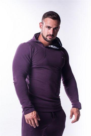 NEBBIA AW Asymetrical pulóver 721