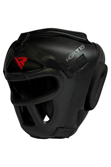 Rdx Kopfschutz T1 Combox mit abnehmbarem Gitter