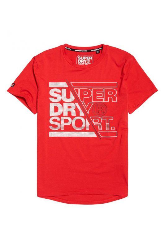 Pánske športové tričko CORE GRAPHIC
