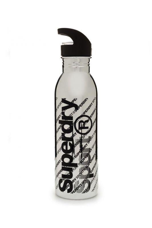 Športová fľaša Superdry SUPER STEEL BOTTLE