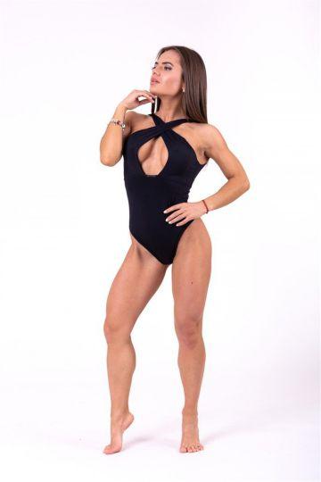Nebbia Sexy monokiny s rafinovaným výstrihom 675
