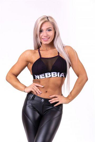 Nebbia Dámska Mesh sport bra 692