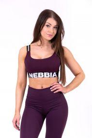 Nebbia Airy Straps športová podprsenka 693