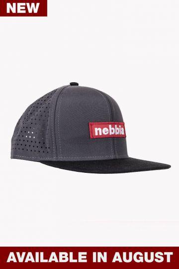 Nebbia Red Label NEBBIA šiltovka SNAP BACK 163