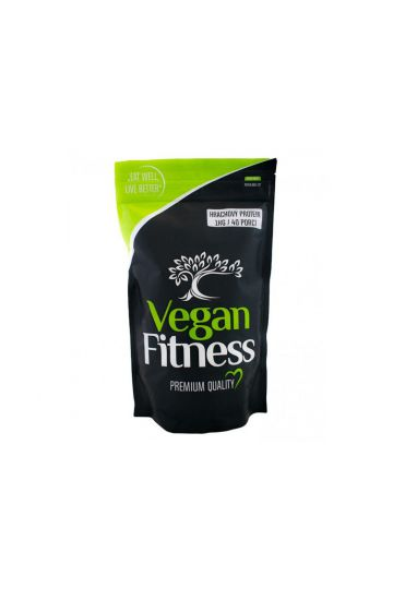 Vegan Fitness 100% Raw Erbsenprotein