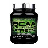 Scitec Nutrititon BCAA Xpress + Glutamin