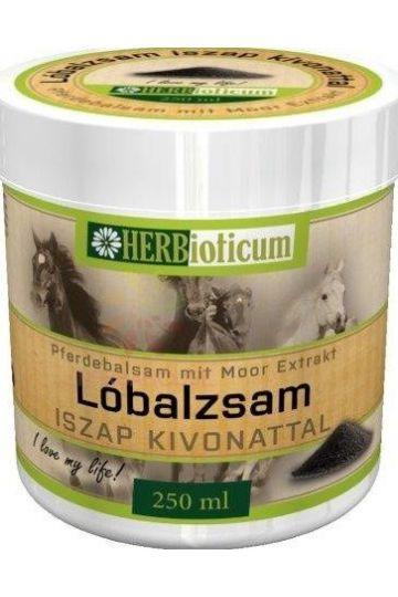 Herbioticum Pferdebalsam Konská masť s extraktom z morského bahna