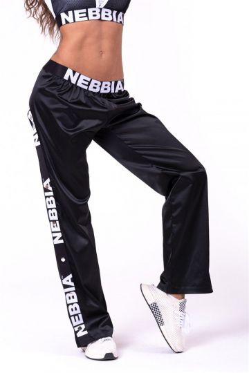 Nebbia Street style Button Up Track tepláky 685
