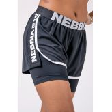 Nebbia Shorts Fast&Furious Double Layer 527